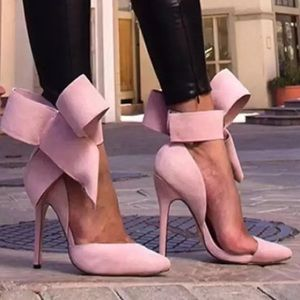 Butterfly pointed stilettos